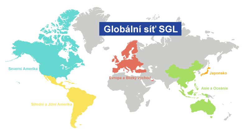 Globální síť SGL